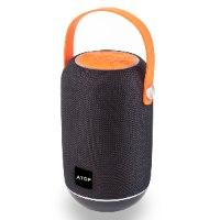 רמקול בלוטוס עוצמת קול: 10W  מספר רמקולים: 2  מיקרופון מובנה.  מענה לשיחות טלפון. WA6323