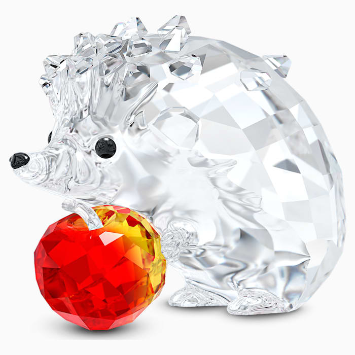 קריסטל Swarovski  HEDGEHOG WITH APPLE
