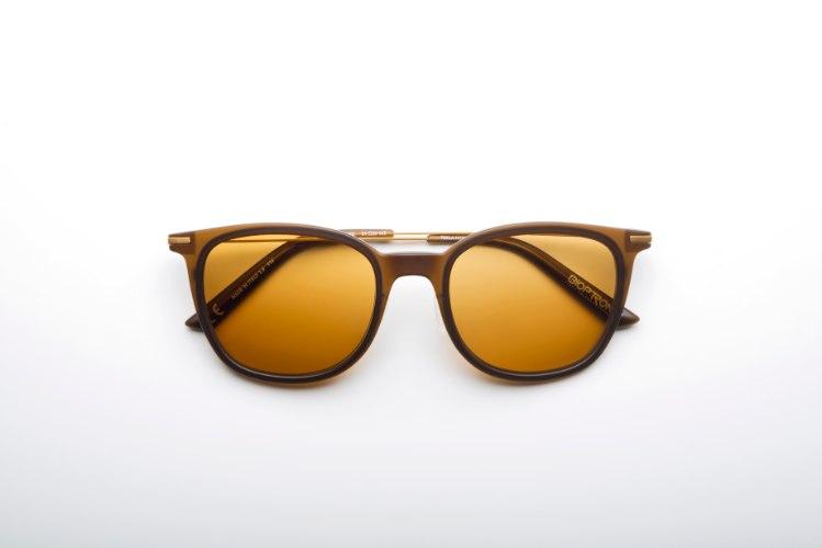 משקפי היפרלייט (נגד קרינה) דגם THE-0101BU צבע חום