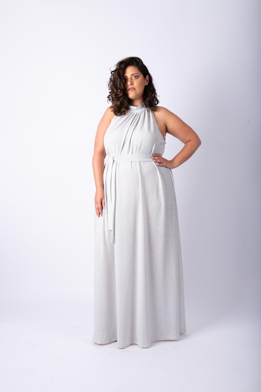 שמלת אליס מקסי קרח לורקס