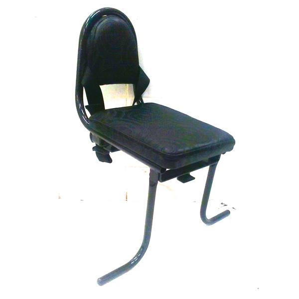 כיסא לסבל עם משענת