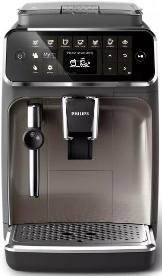 מכונת קפה Philips 4300 Series EP4324/90 - צבע אפור