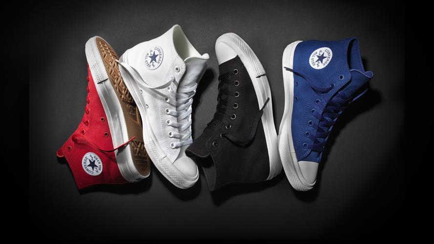 נעלי converse all star chuck taylor 2 יוניסקס מהדורה מיוחדת במידות 35-43
