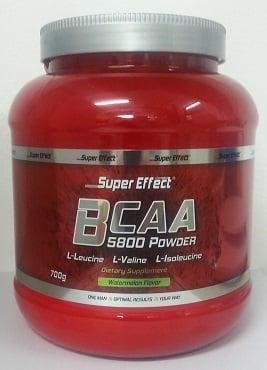 אבקת BCAA כשרה של סופר אפקט 700 גרם