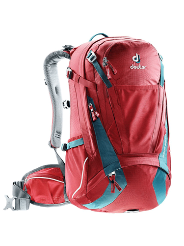 תיק יום דויטר תרמיל cranberry Deuter Trans Alpine 30