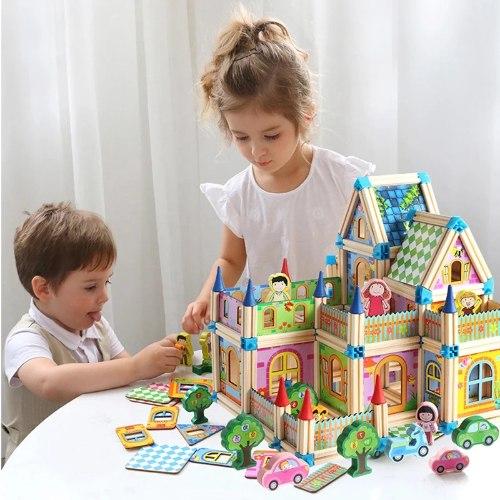 בניית ארמונות 268 חלקים!
