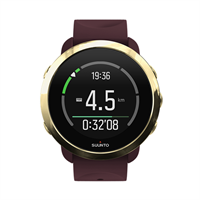 שעון סונטו Suunto 3 Fitness Burgundy Limited Edition