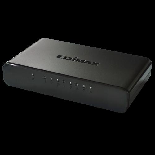 EDIMAX 8-Port Fast Ethernet Desktop Switch