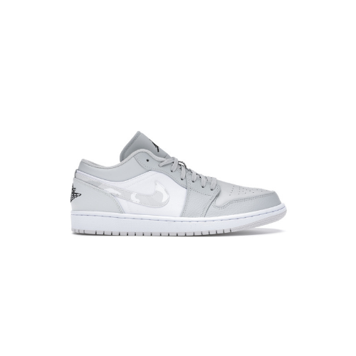 Nike Air Jordan 1 Low White Camo
