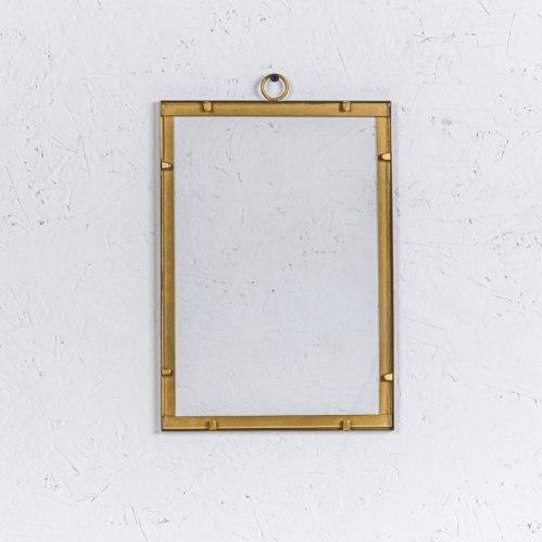 מסגרת ברזל זהב - גודל A4