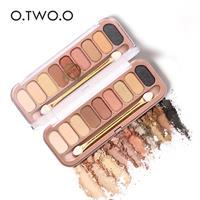 פלטת צלליות במגוון צבעים O.TWO.O