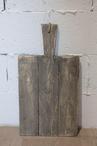 קרש הגשה רחב מעץ