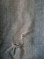ג'ינס wrangler משופשף מתרחב S/M