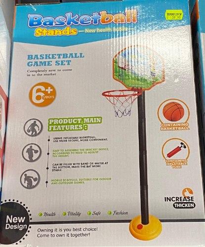 עמוד כדורסל