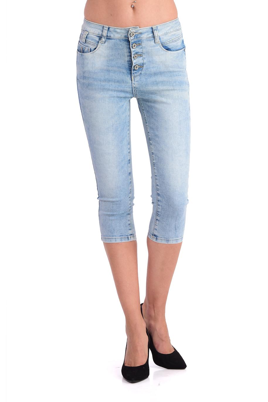 ג'ינס עינבל בהיר