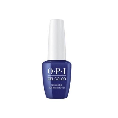 opi ג'ל צבע Turn on the
