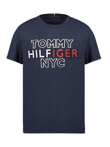 טישירט TOMMY HILFIGER NYC כחול