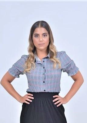חולצת טקסטורה