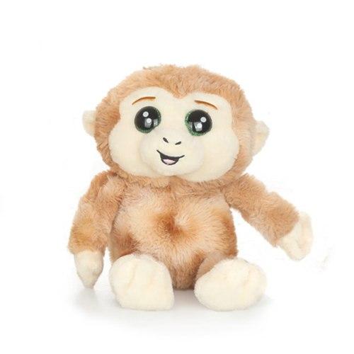בובת עיניים ספארי- קוף 8 אינץ
