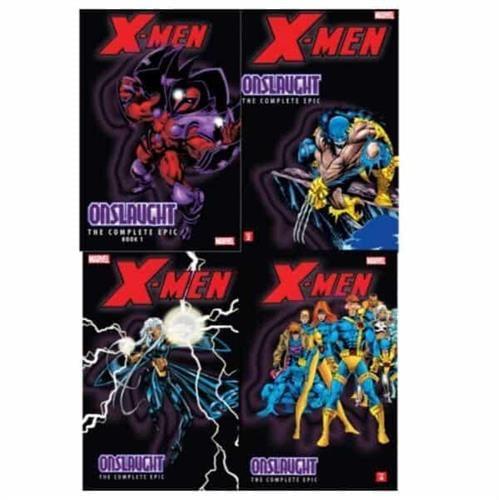 רביעיית ספרי אקס-מן: אונסלוט