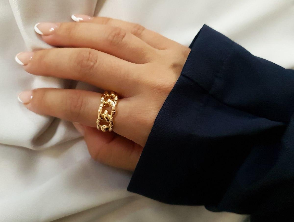 טבעת גורמט זהב