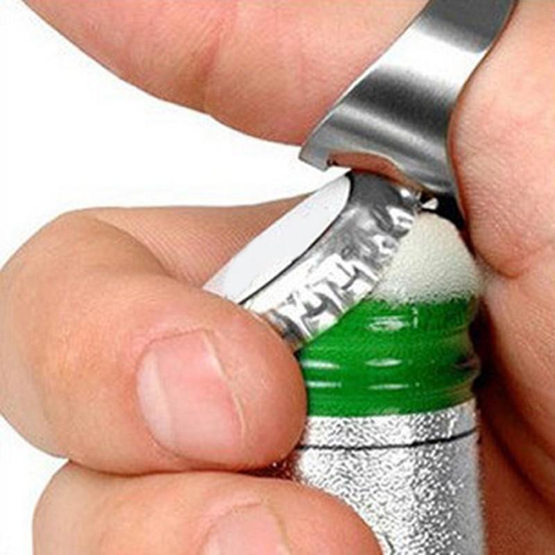 טבעת פותחן בירה - 2 יח'