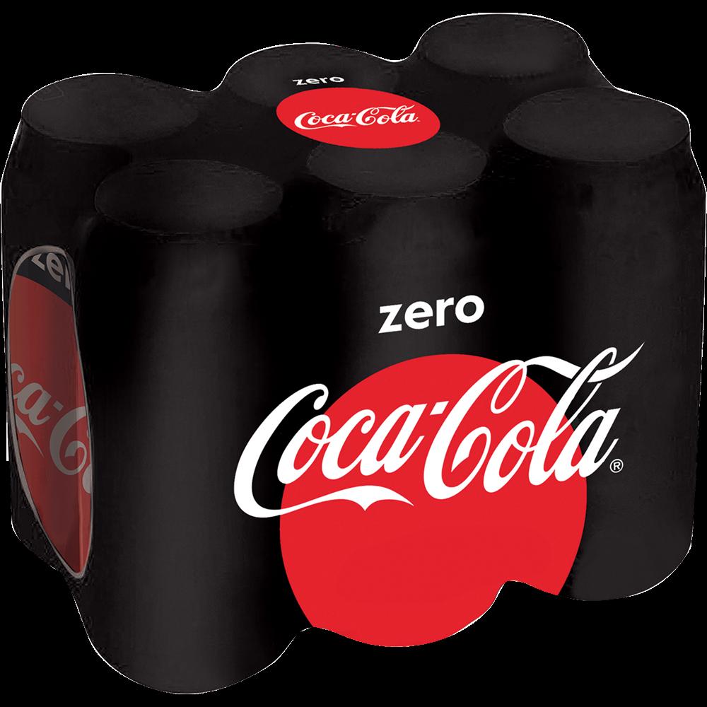 פחית קוקה זירו מארז