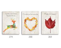סט של 3 תמונות השראה מעוצבות לתינוקות, לסלון, חדר שינה, מטבח, ילדים - תמונות השראה 021