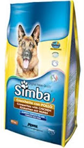 """סימבה עוף 20 ק""""ג לכלב - מחיר שובר שוק!"""