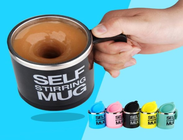 כוס תרמית מתערבבת לשתייה חמה