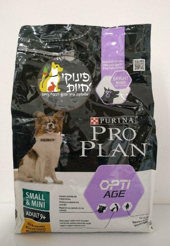 """מזון כלבים מבוגרים על בסיס עוף 3 ק""""ג PRO PLAN"""