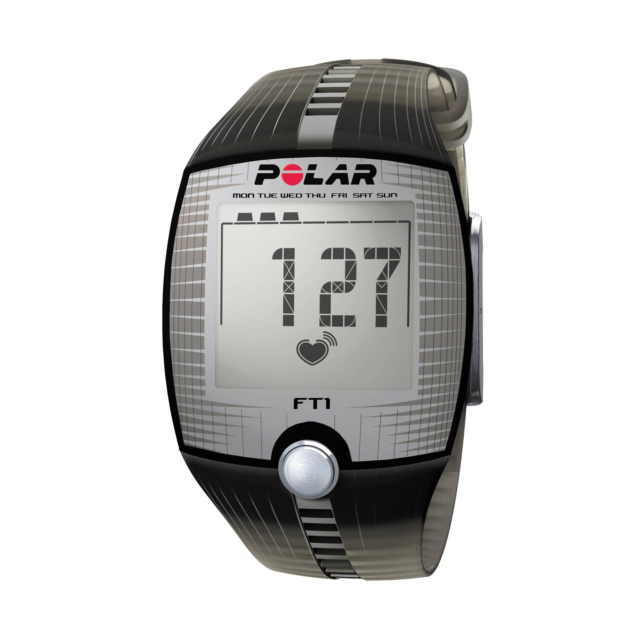 שעון ספורט FT1 Polar, מתאים לאימון אירובי וספורט משולב