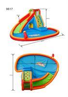 מתקן קפיצה ומים נוה מדבר הפי הופ - 9617 - Happy Hop