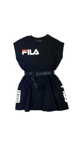 שמלת מסתובבת בשילוב חגורה (2-8) FILA