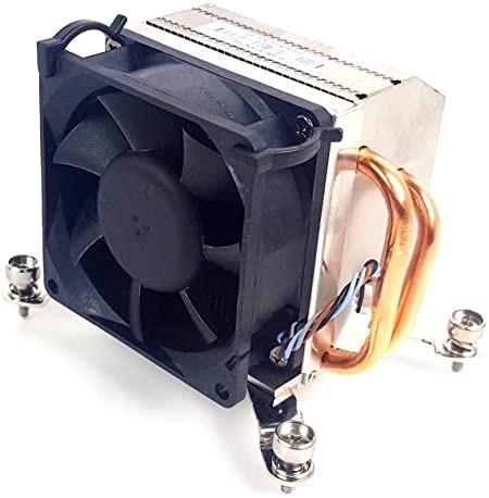 מאוורר למחשב נייח HP sff 400 600 800 G1 G2 G3 711578-002 / 001 fan with heatsink