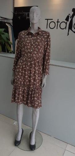שמלת ONE SIZE צווארון
