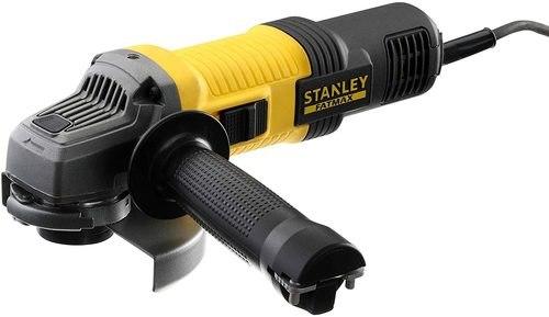 """משחזת זווית דגם משופר """"4.5 115 מ""""מ 850W סטנלי Stanley Fatmax FMEG210"""