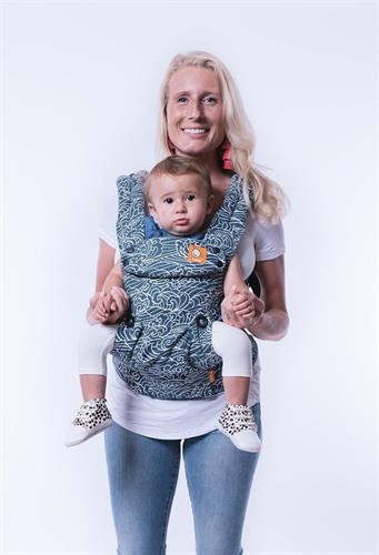 מנשא טולה אקספלור - Baby Tula Explore