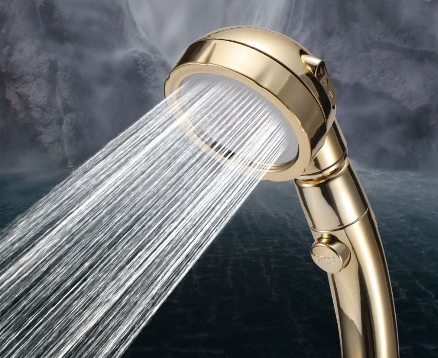 ברז חדשני לחיסכון במים והגברת הזרם