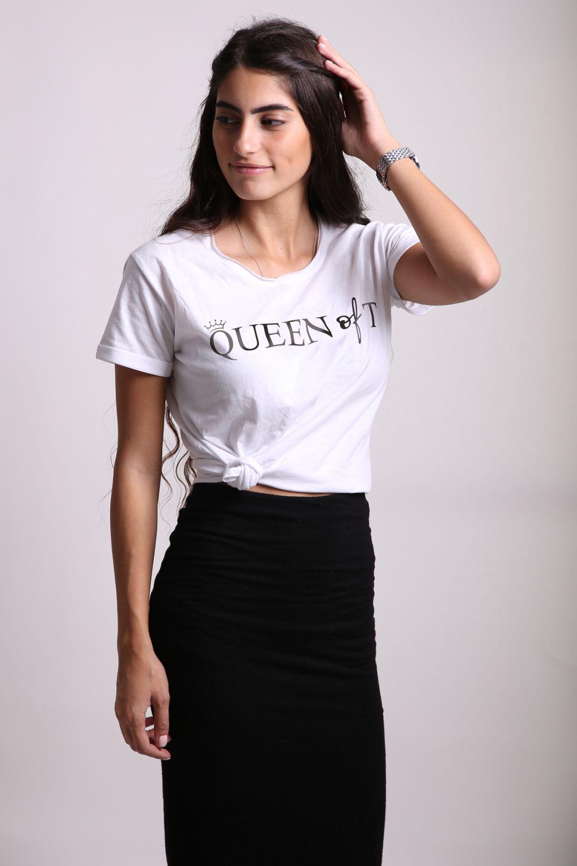 Queen of T - Tshirt