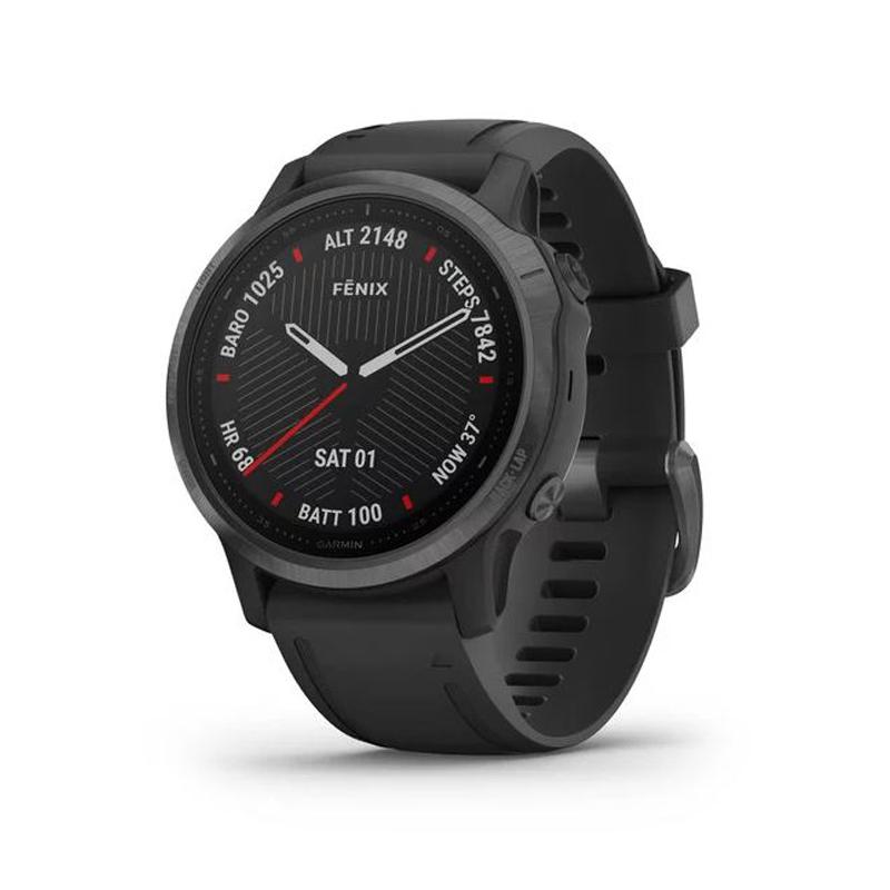שעון דופק גרמין Garmin Fenix 6s Sapphire Carbon
