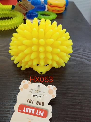 צעצוע קיפוד בינוני לכלב