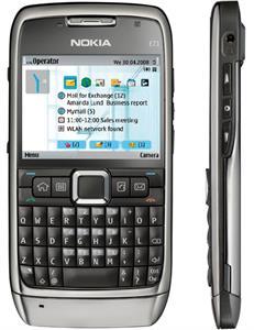 טלפון סלולרי Nokia E71 נוקיה