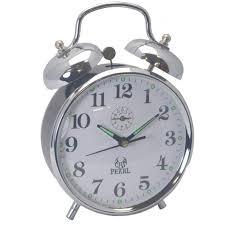 """שעון מעורר מכני גולף  817 GOLF מידה 10 ס""""מ"""