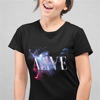 חולצת טי - Alive