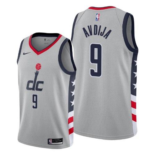 גופיית NBA וושינגטון וויזארדס אפורה - דני אבדיה DENI AVDIJA