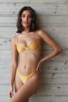 בגד ים ברזילאי Belle  - טופ מלאני ותחתון איב