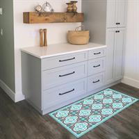 שטיח PVC ויניל לעיצוב הבית