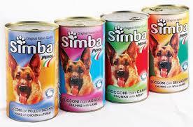 שמור סימבה לכלב 415 גרם (24 יחידות)