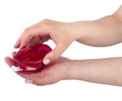 מילוי פסים 3L פופולארי קבוע - אדום